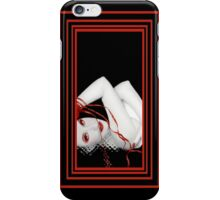 The Red Facade - Self Portrait iPhone Case/Skin