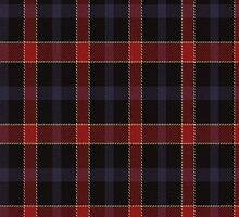 02881 Champaign County, Illinois E-fficial Fashion Tartan Fabric Print Iphone Case by Detnecs2013