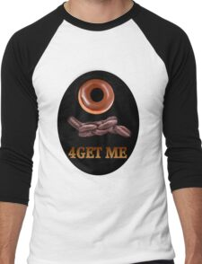 ✾◕‿◕✾DOUGHNUT (DOUGHKNOT) FORGET ME TEE SHIRT✾◕‿◕✾ Men's Baseball ¾ T-Shirt