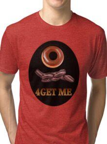 ✾◕‿◕✾DOUGHNUT (DOUGHKNOT) FORGET ME TEE SHIRT✾◕‿◕✾ Tri-blend T-Shirt