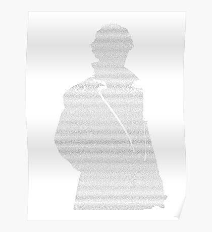A Scandal in Bohemia - Sherlock Holmes Poster