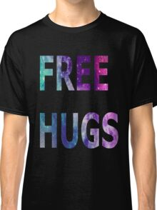 Galaxy Free Hugs Classic T-Shirt