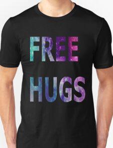 Galaxy Free Hugs Unisex T-Shirt