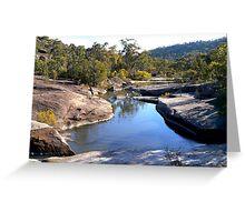 Girraween National Park QLD Austalia Greeting Card