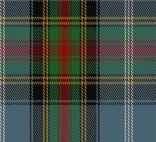 02888 Estes Tartan Fabric Print Iphone Case by Detnecs2013