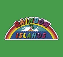 Rainbow Islands Kids Clothes