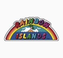 Rainbow Islands Kids Tee