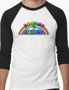 Rainbow Islands Men's Baseball ¾ T-Shirt
