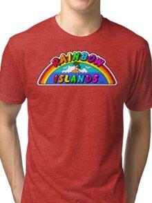 Rainbow Islands Tri-blend T-Shirt