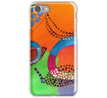 A Day at the Harbour iPhone Case/Skin