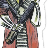 Prydonian Warmaster Sticker
