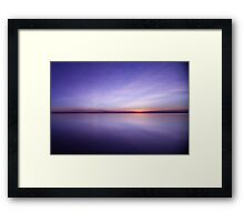 Seascapes Eight Framed Print