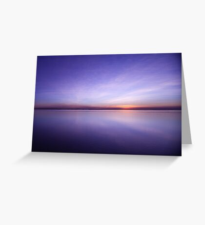 Seascapes Eight Greeting Card