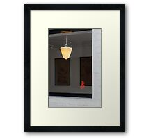 Retroview Framed Print