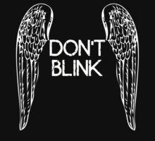 [Doctor Who] Don't Blink - Wings by ladysekishi