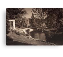 Como Park - Timeless Canvas Print