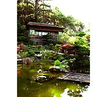 Hakone Gardens, Saratoga, CA 2013 Photographic Print