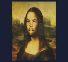 Earl Sweatshirt Mona Lisa Kids Tee