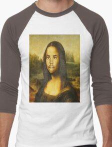 Earl Sweatshirt Mona Lisa Men's Baseball ¾ T-Shirt