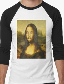 Earl Sweatshirt Mona Lisa Men's Baseball ¾ T-Shirt