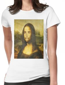 Earl Sweatshirt Mona Lisa Womens Fitted T-Shirt