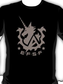 Earth Federation Space Force T-Shirt