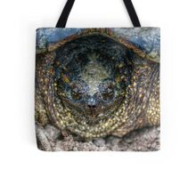 Snapping Turtle II Tote Bag