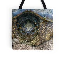 Snapping Turtle III Tote Bag