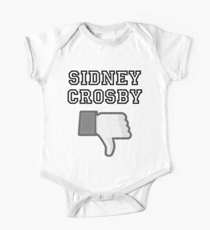 Crosby Dislike Gray Scale One Piece - Short Sleeve