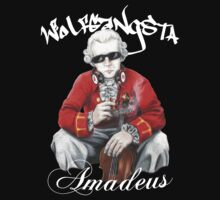 Wolfgangsta Amadeus (white writing) by Alexander Bowden