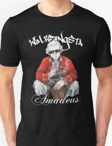 Wolfgangsta Amadeus (white writing) T-Shirt