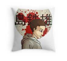 I Wanna Get Better (TETSUO) Throw Pillow