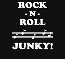 Rock N Roll Junky 12WHI Unisex T-Shirt