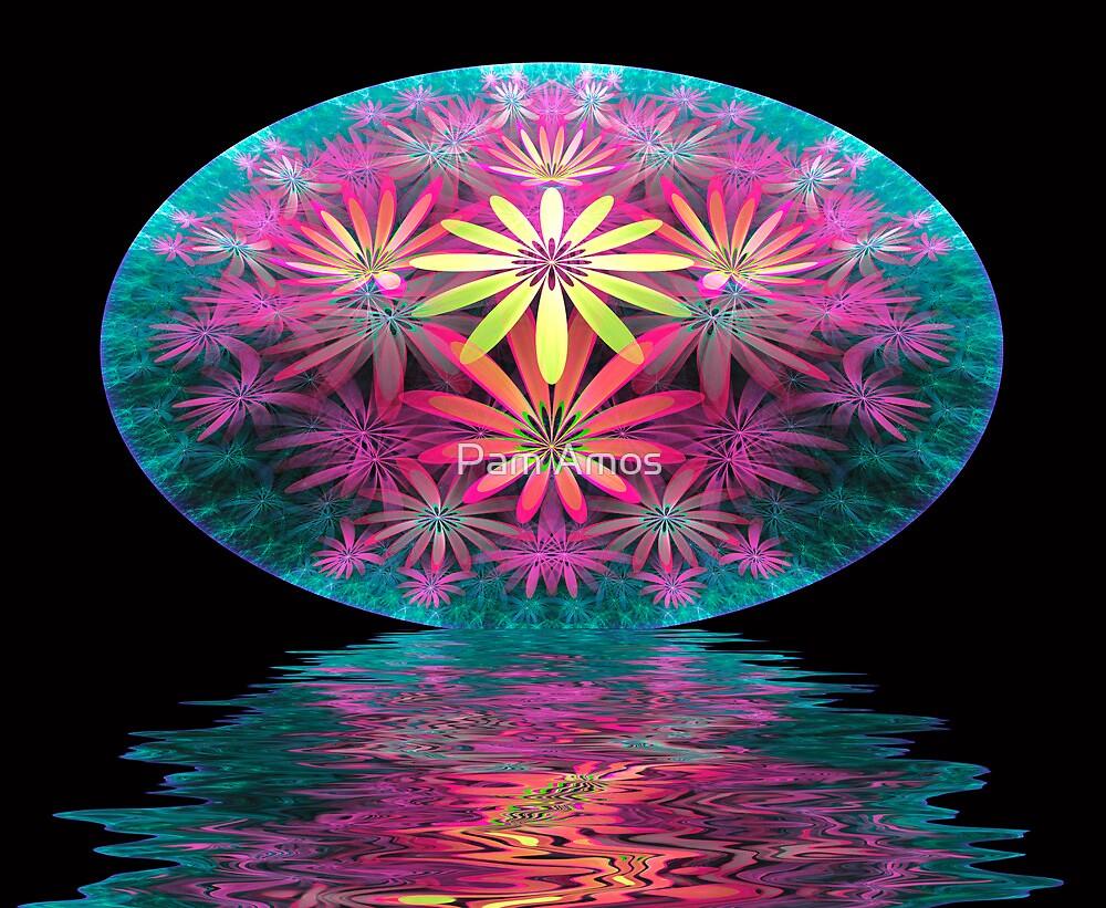 Flower Stitch by Pam Amos