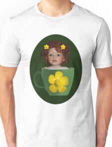 。◕‿◕。MY LITTLE BUTTERCUP KIDS TEE SHIRT。◕‿◕。 Unisex T-Shirt