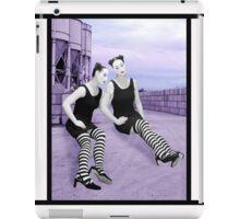 The Sadness - Self Portrait iPad Case/Skin