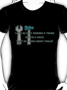 hammer & tongs T-Shirt
