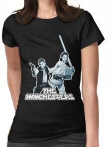 Winchester wars Womens Fitted T-Shirt