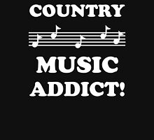 Country Music Addict 16WHI T-Shirt