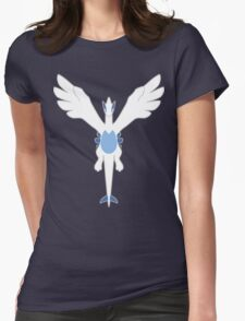 Silver Soul Womens Fitted T-Shirt