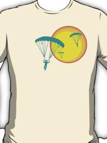 sun sky dive T-Shirt