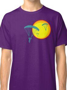 sun sky dive Classic T-Shirt