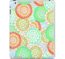 Pastel Pattern Frenzy iPad Case/Skin
