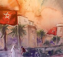 Morocco - Essaouira Town 03 by Goodaboom