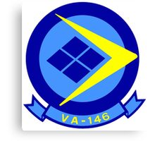 VFA-146 Blue Diamonds Canvas Print