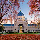 The Royal Exhibition building by collpics