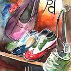 Italy - Italian Shoes 01 by Goodaboom