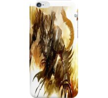 guild wars 2 charr iPhone Case/Skin