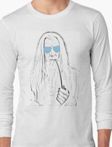 Aviator Gandalf Long Sleeve T-Shirt