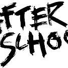 After School Logo by Shayera